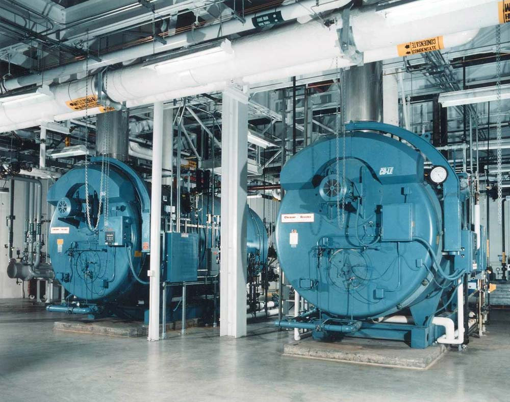 Steam Boiler: Steam Boiler Water Treatment Chemicals