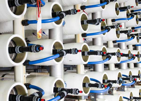 Water Treatment Systems reverse osmosis