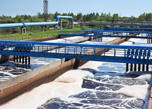 wastewater treatment aeration