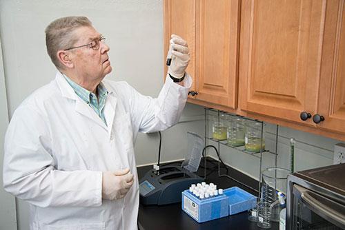 lab capabilities