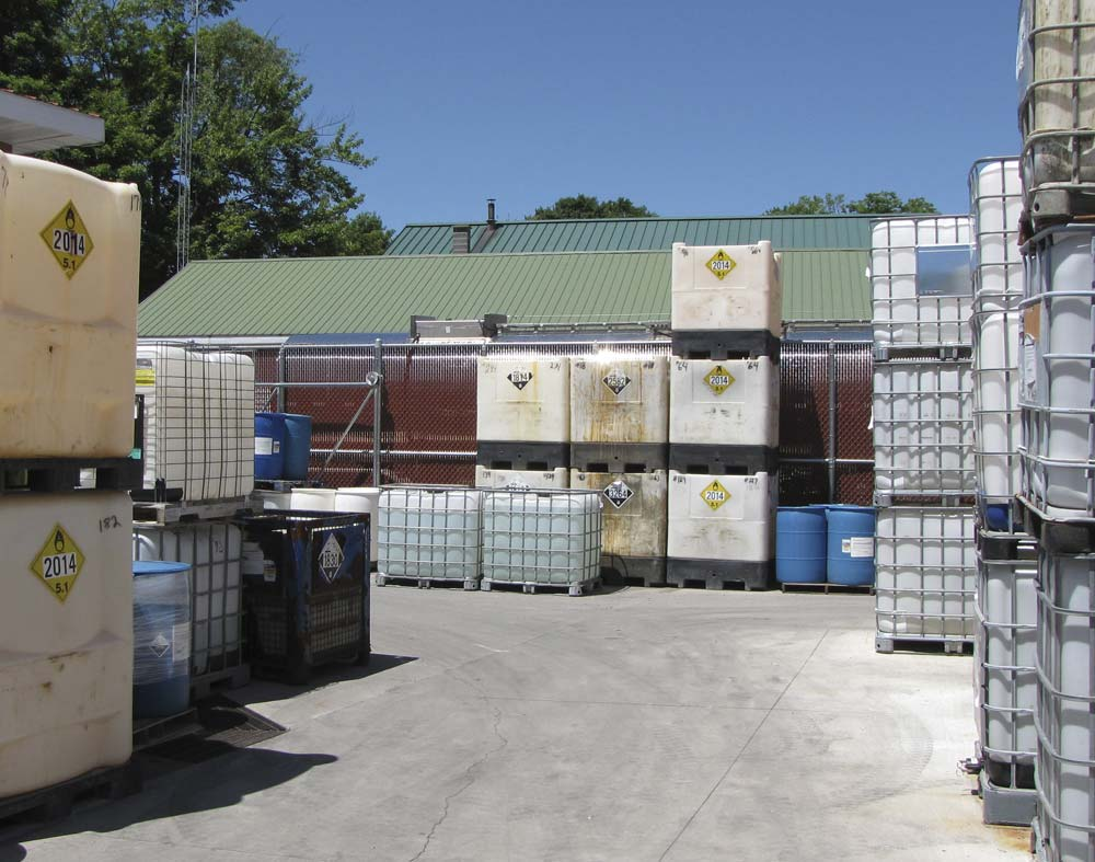 Water Treatment Capabilities