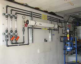 Mobile Reverse Osmosis System