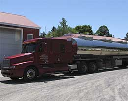 Freight and Truck Tanker Capabilities