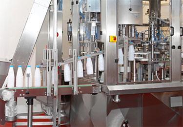 beverage bottling plant