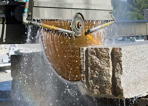 Water Treatment for Stone Cutting business