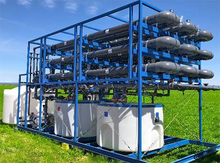 custom ultrafiltration membrane system