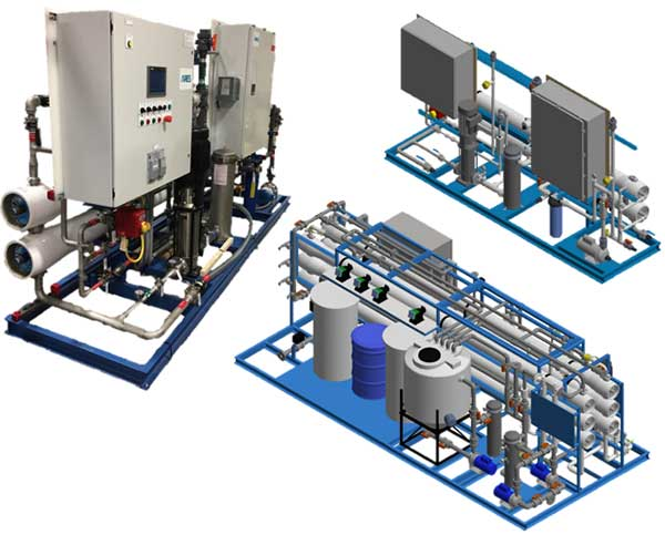 reverse osmosis systems for water