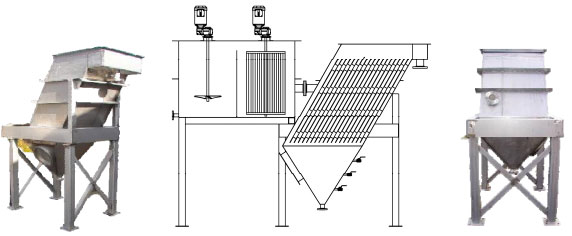inclined plate clarifier examples