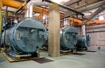 hospital boiler water treatment equipment